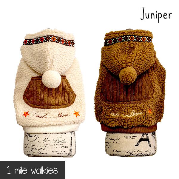ワンマイルウォーキーズ 1 mile walkies ジュニパー Juniper
