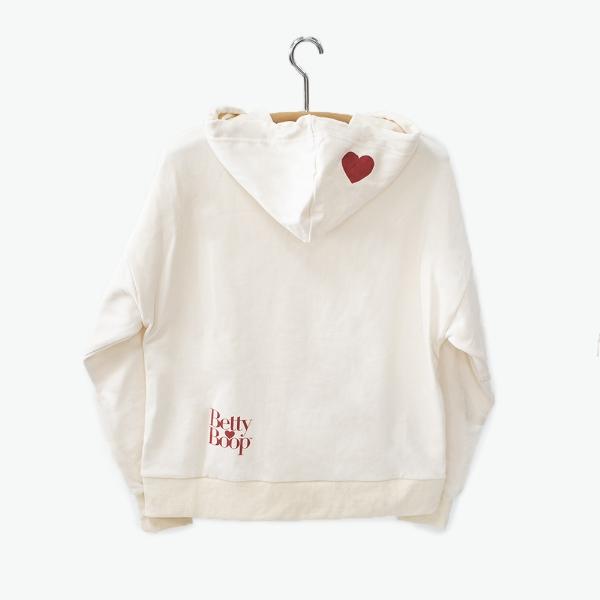 天使のカート Betty Boop pair Hoodie Owner's B