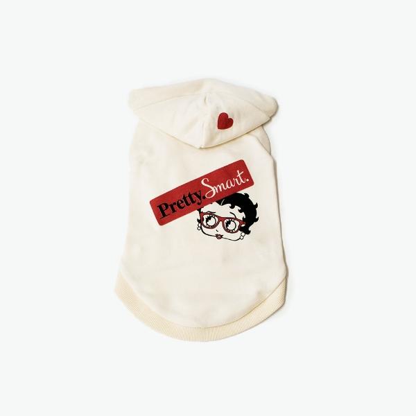 天使のカート Betty Boop pair Hoodie B