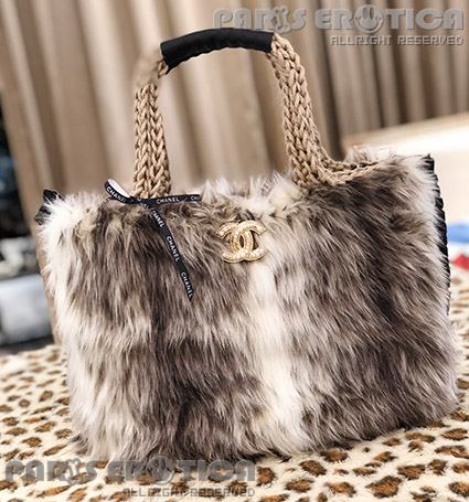 パリエロ PARIERO REI Fur Bag for Owners