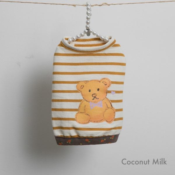 ルイスドッグ louisdog Honey Bear Stripes
