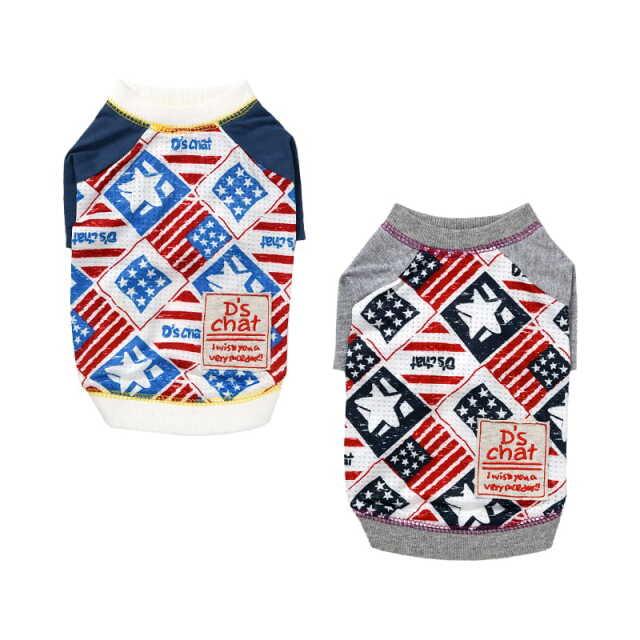 ディーズチャット D's CHAT アメリカンメッシュTシャツ