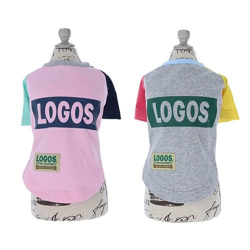 ロゴス LOGOS クレイジーTシャツ