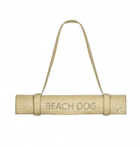 フォーペッツオンリー for pets only BEACH DOG RAFFIA MAT (PE2021-M1)