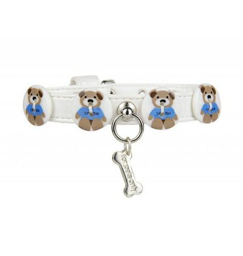 フォーペッツオンリー for pets only ORSO MIO WHITE COLLAR (PE2021-C10)