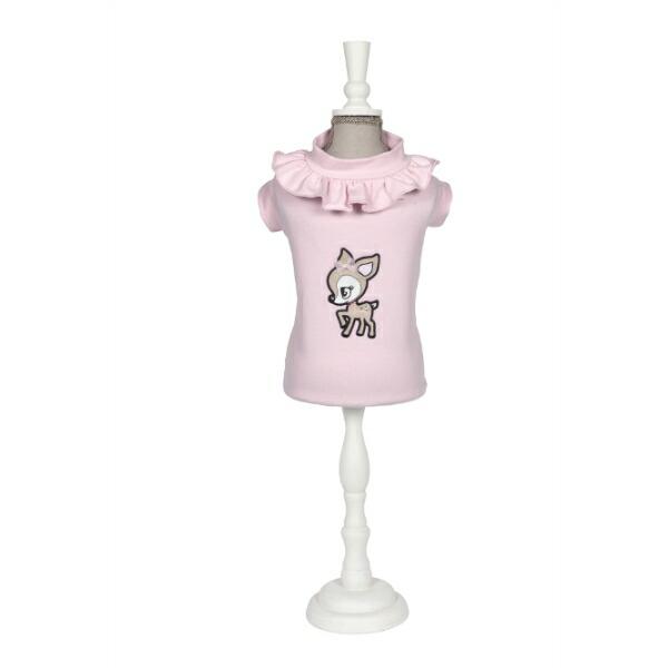 シャーロットドレス Charlotte's Dress Sweatshirt Romantic Bamby (Art 3111)