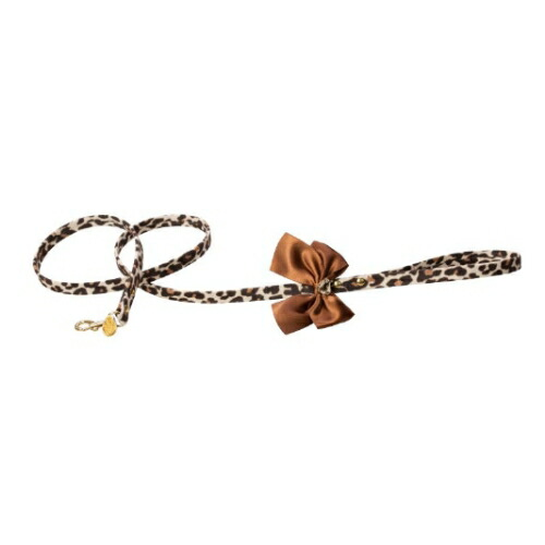 シャーロットドレス Charlotte's Dress Leash Romantic leopard (Art h1509N vip)
