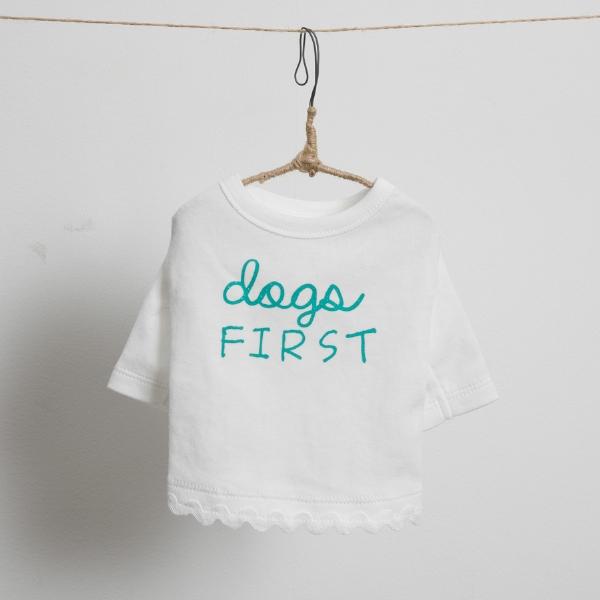 ルイスドッグ louisdog Organic First Tee