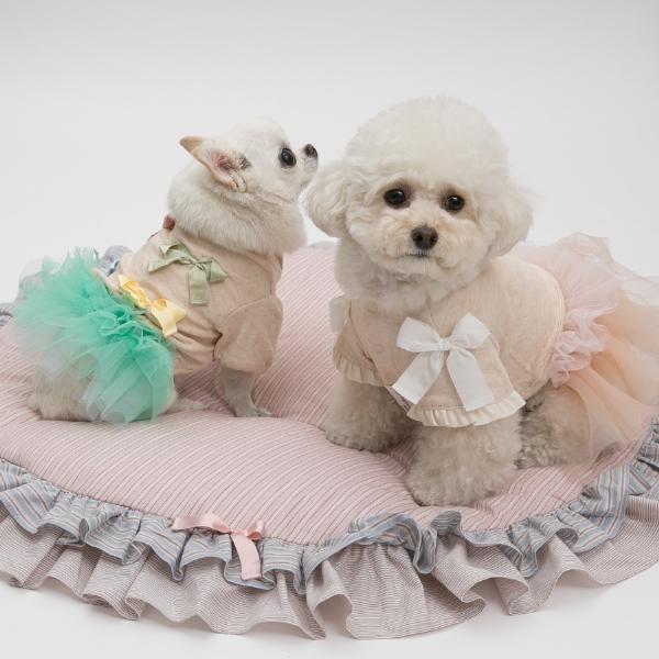 ルイスドッグ louisdog Organic et Silk Cardigan
