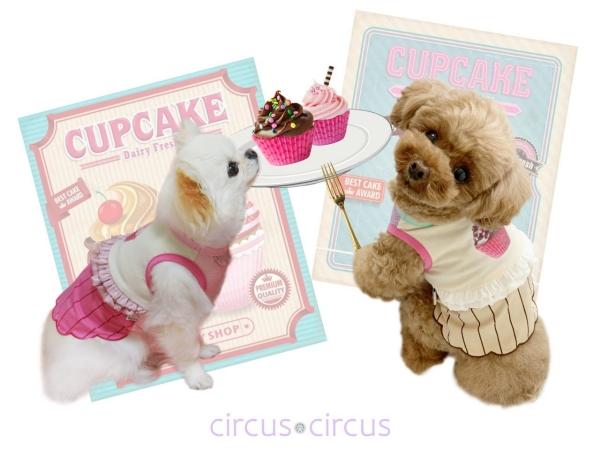 サーカスサーカス circus circus CUP CAKE タンク(涼感加工)(CCW-0196)