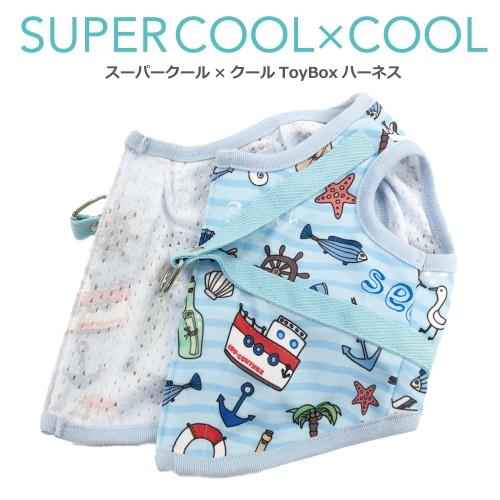 クークチュール Coo Couture スーパークール×クール ToyBoxハーネス