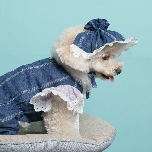 ルイスドッグ louisdog Sun Lace Hat