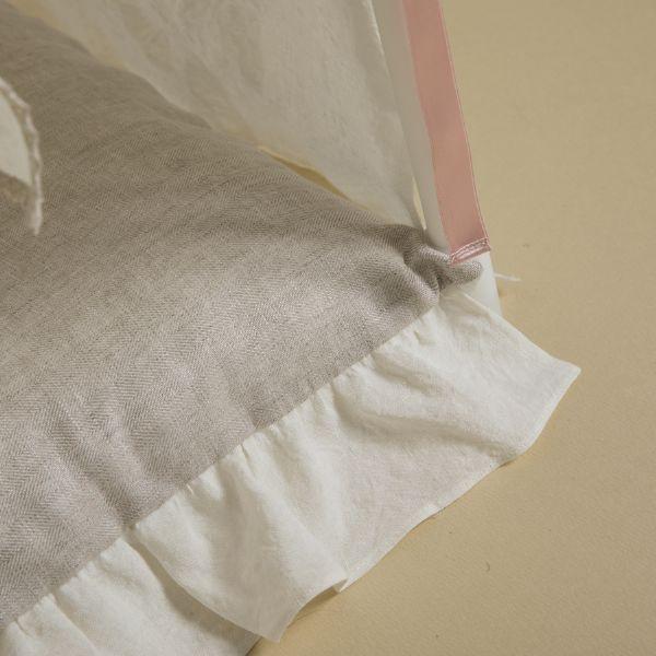 ルイスドッグ louisdog Happy Birthday Peekaboo Cushion Cover