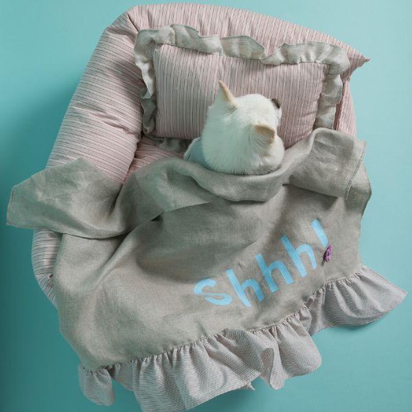 ルイスドッグ louisdog Shhh Blanket