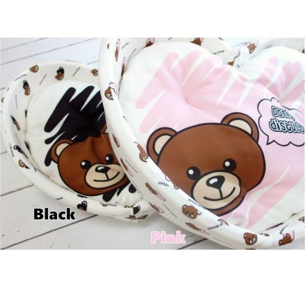 サーカスサーカス circus circus Heart Bear Cool Bed【涼感加工】(CCZ-0041)