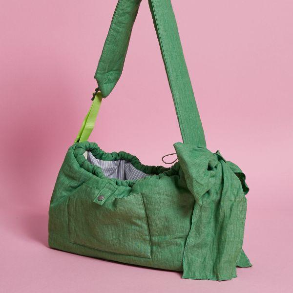 ルイスドッグ louisdog Greeny Sling Bag