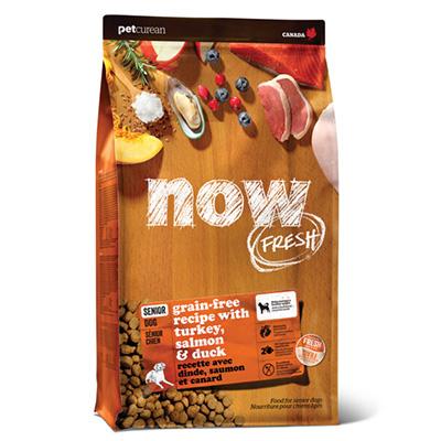 ナウ フレッシュ NOW FRESH Grain Free シニア&ウェイトマネジメント
