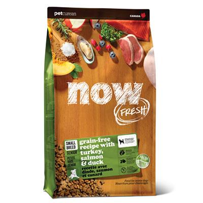 ナウ フレッシュ NOW FRESH Grain Free スモールブリード シニア&ウェイトマネジメント