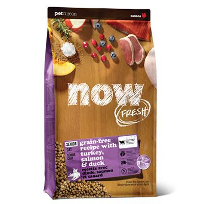 ナウ フレッシュ NOW FRESH Grain Free シニアキャット&ウェイトマネジメント