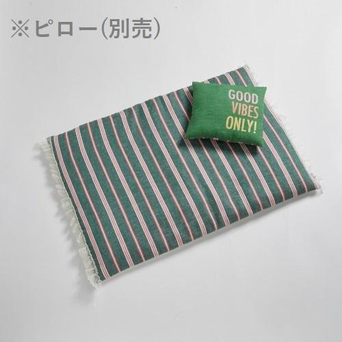 ルイスドッグ louisdog Linen Stripes Rug