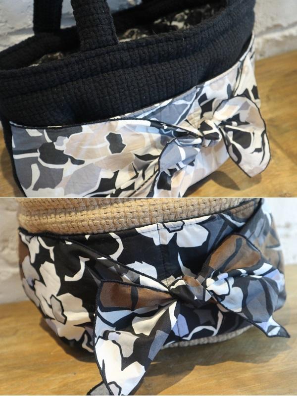 ルル・ドヌフ LouLou29 ジオメトリースカーフ BAG(S)
