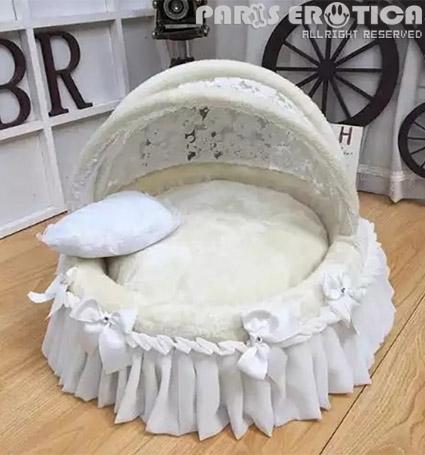 パリエロ PARIERO import Princess Bed