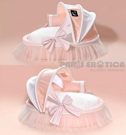 パリエロ PARIERO import Princess Bed #2