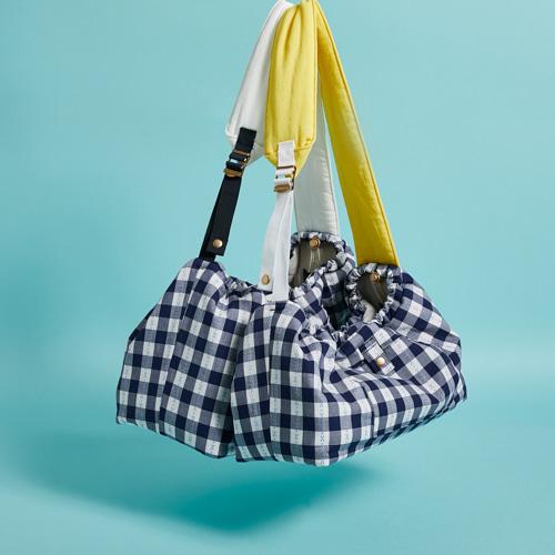 ルイスドッグ louisdog Checkerboard Sling Bag