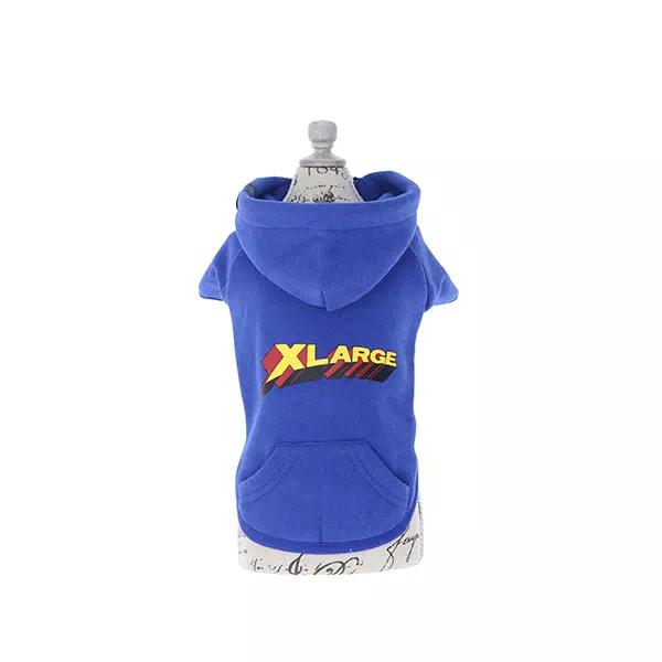 エクストララージ XLARGE 3D ロゴ フーディー