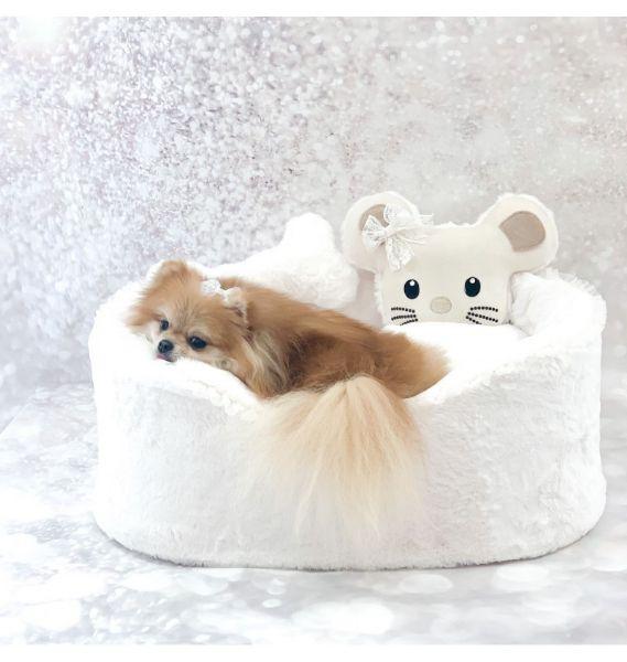 フォーペッツオンリー for pets only TOPOMIO WHITE 5 STARS SOFA (AI2021-B7M)