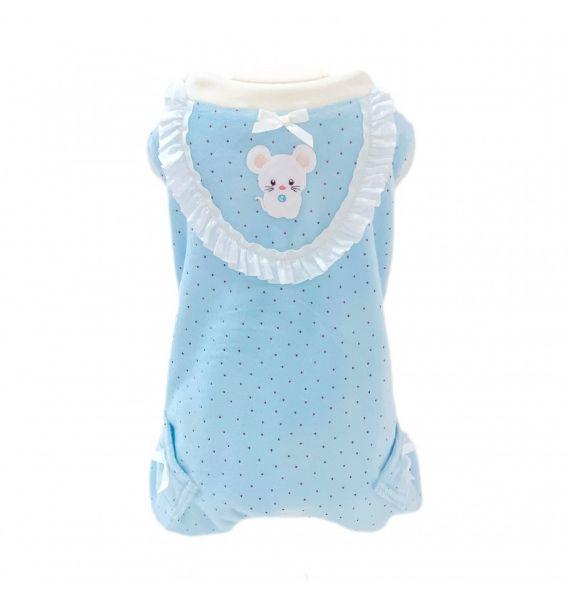 フォーペッツオンリー for pets only TOPOMIO DOLCE NANNA 4 BABY BLUE (AI2021-P6)