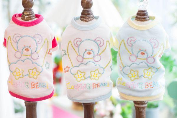 ブルブブ BUL BU-BU Dreamy Bear Tee