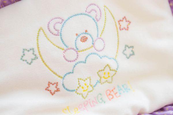 ブルブブ BUL BU-BU Dreamy Bear MAT