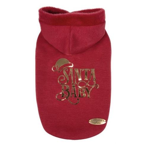 シャーロットドレス Charlotte's Dress Sweater Santa Baby (Art 3120)