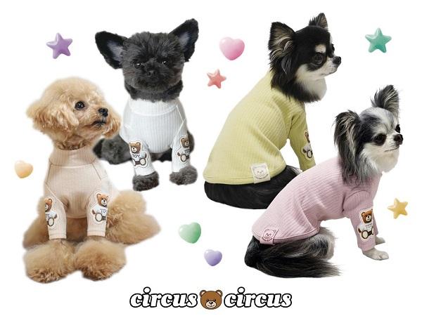 サーカスサーカス circus circus Toy Bear RIB T
