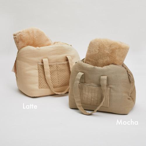 ルイスドッグ louisdog Flat White Around Bag