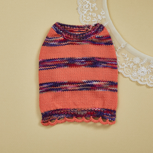 ルイスドッグ louisdog Genius Sweater Vest/Round neck