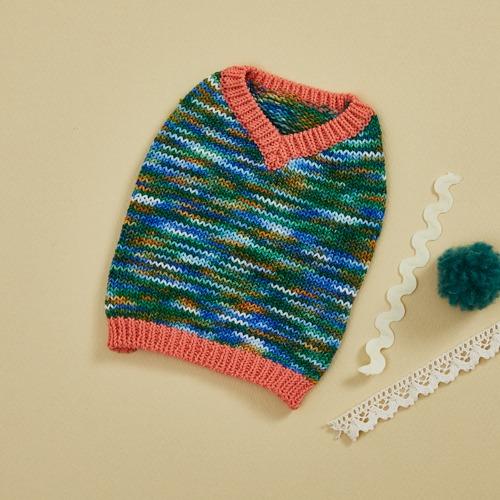 ルイスドッグ louisdog Genius Sweater Vest/V neck