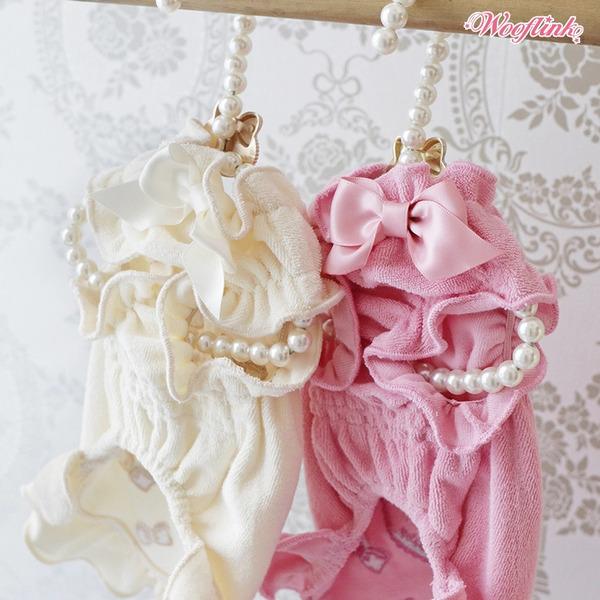 ウーフリンク WOOFLINK BABY GIRL MINI DRESS ?