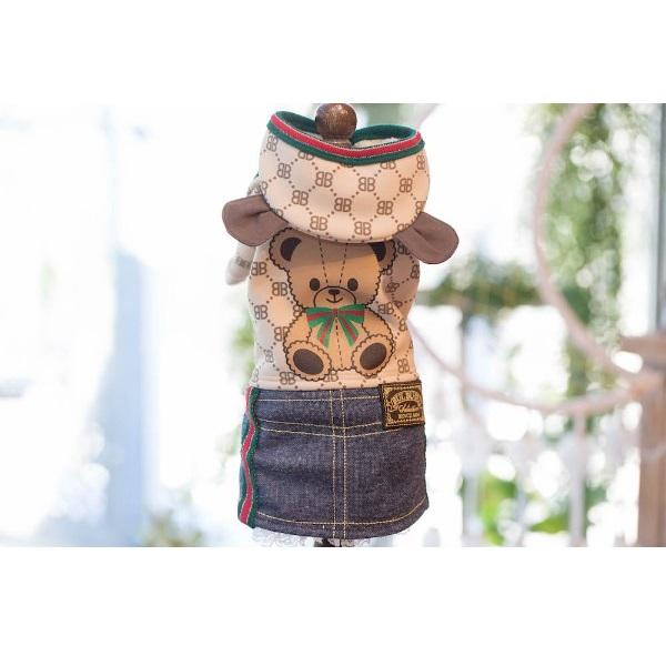 ブルブブ BUL BU-BU BB Bear Winter O/P