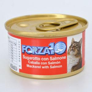 フォルツァディエチ FORZA10 猫用メンテナンスウェット サバ&サーモン