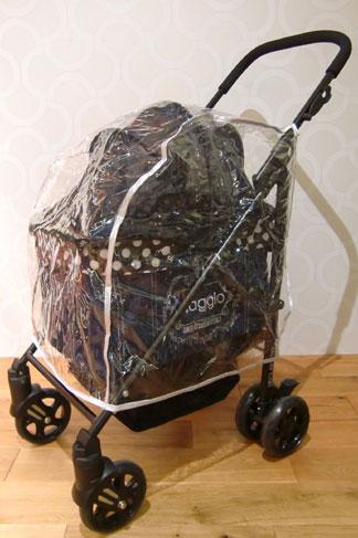 Mother Cart(マザーカート) ラプレ アジリティー専用 レインカバー