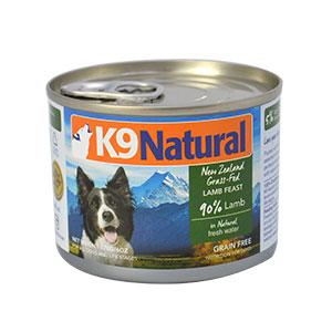 K9ナチュラル K9Natural K9ナチュラル プレミアム缶 ラム・フィースト