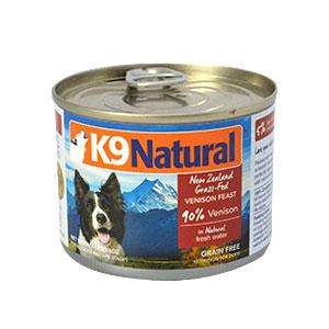 K9ナチュラル K9Natural K9ナチュラル プレミアム缶 ベニソン・フィースト