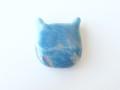 TP0064 トロレアイトインクォーツ 猫