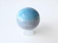 TP0067 トロレアイトインクォーツ スフィア(丸玉) 直径:61.5mm