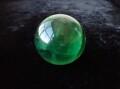 FA0268 【蛍光あり】 グリーンフローライト スフィア(丸玉) 直径:50mm