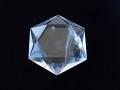 CB0460 水晶/六芒星(ヘキサグラム) 304g
