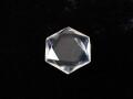 CC0547 水晶 六芒星(ヘキサグラム) ◇ネコポス対応可◇