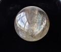 SD0297 天然レインボーシトリン(非加熱) スフィア(丸玉) 直径:107mm 重量:1749g